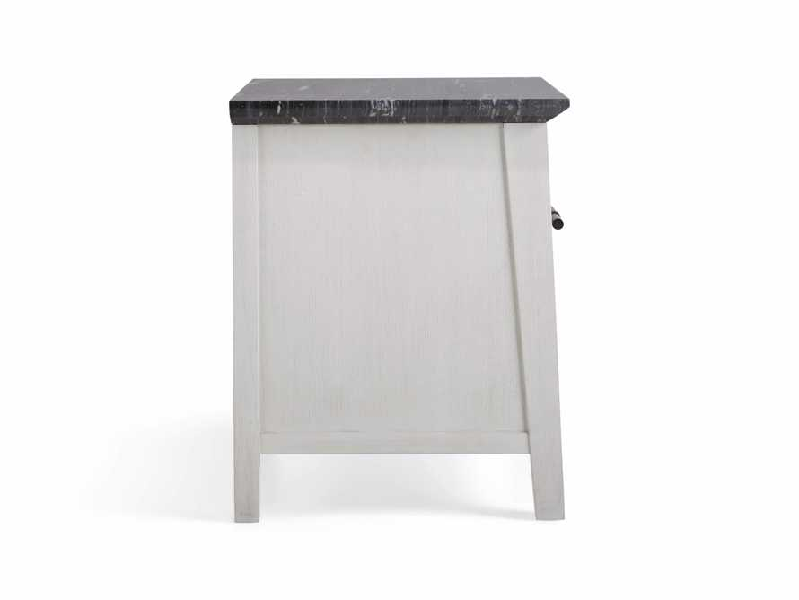 "Loren 31"" Open Nightstand, slide 10 of 11"