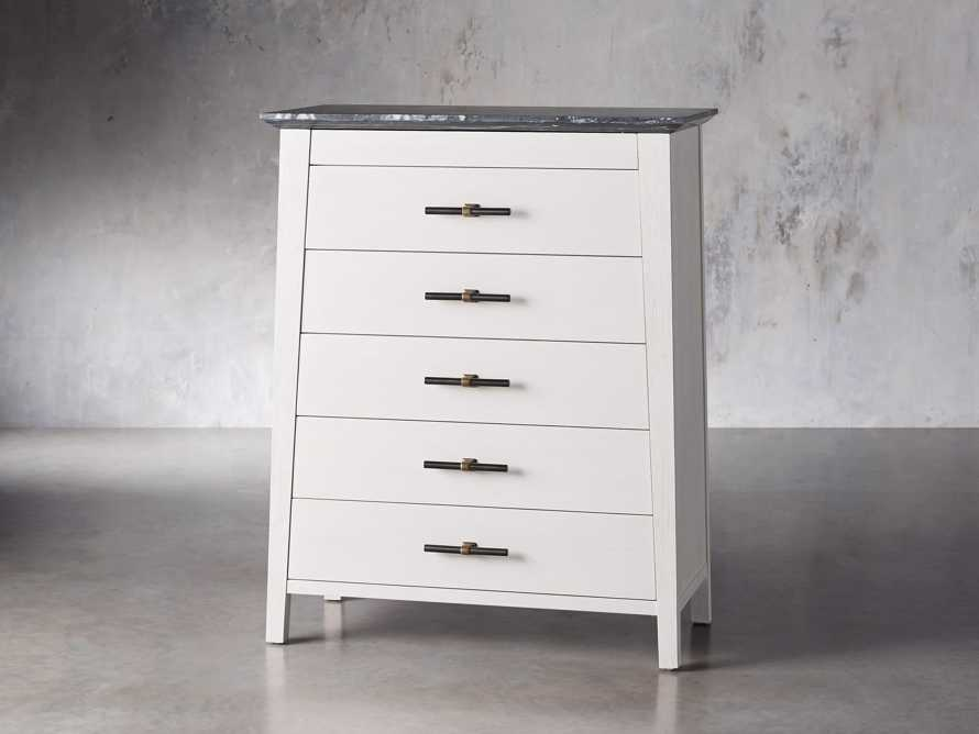 "Loren 44"" Tall Dresser, slide 3 of 11"