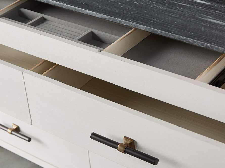 """Loren 69"""" Wide Dresser"""