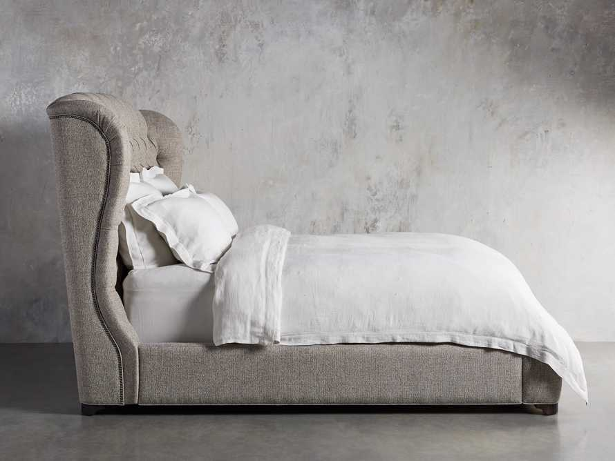 """Mariah Upholstered 64"""" Tufted King Bed"""
