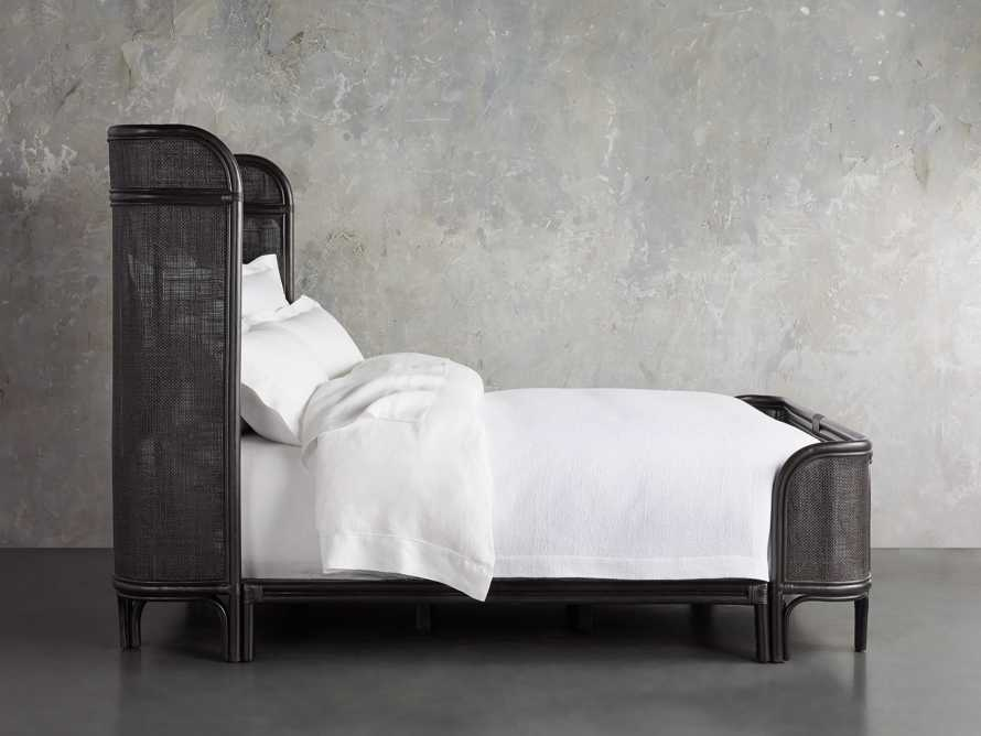 MAYA DARK QUEEN BED, slide 3 of 5