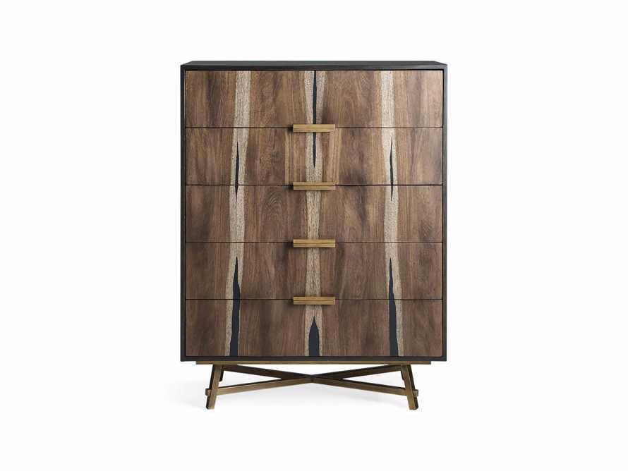 """Nika 38"""" Tall Dresser"""