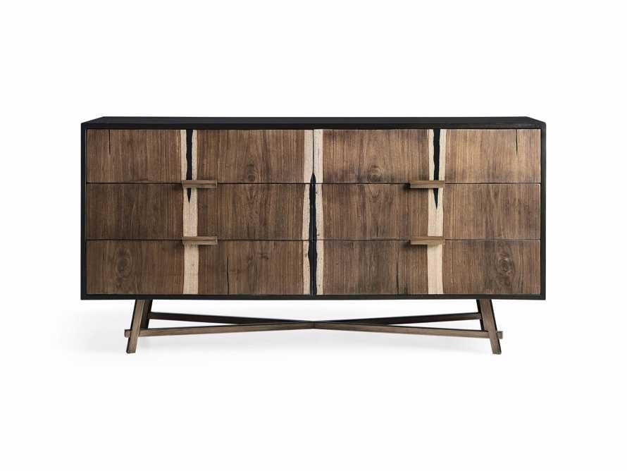 "Nika 62"" Wide Dresser"
