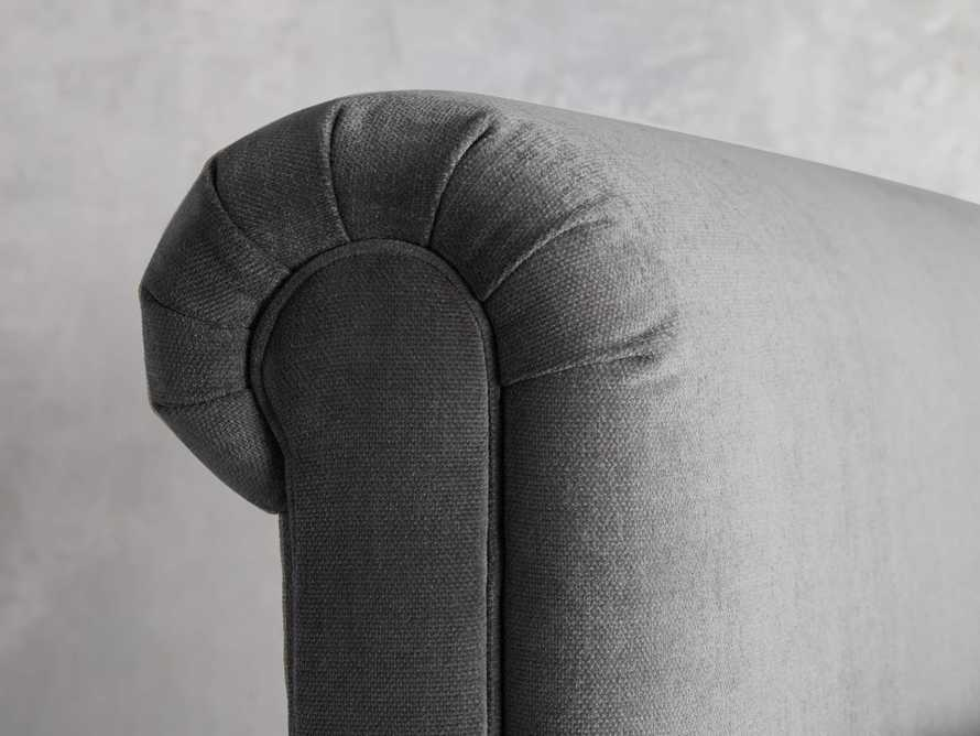 "Nolan 61"" Upholstered King Bed"