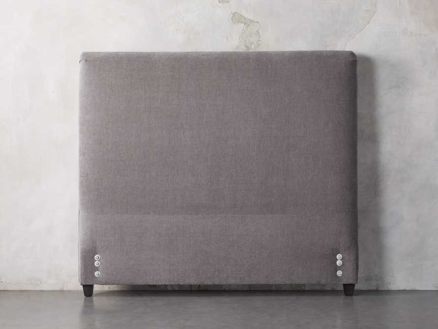 "Nolan 61"" Upholstered Tufted Queen Headboard, slide 1 of 4"