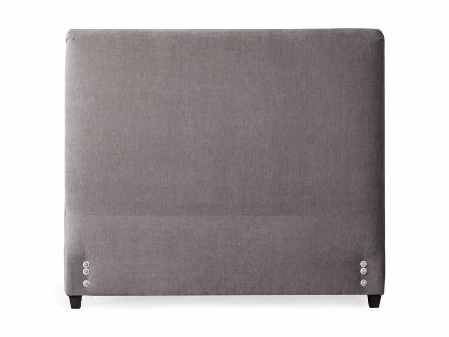 "Nolan 61"" Upholstered Tufted Queen Headboard, slide 4 of 4"