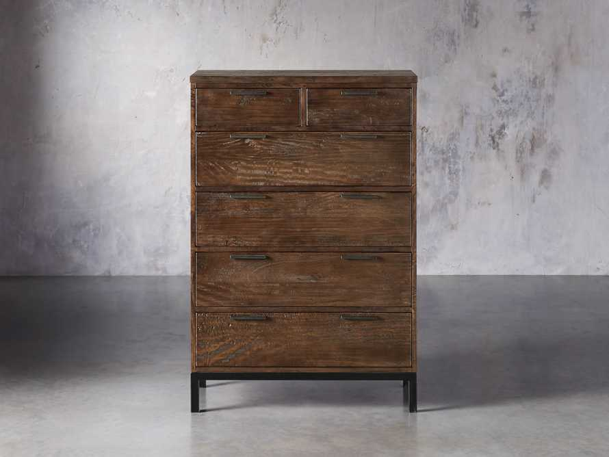 Palmer Two Over Four Dresser in Bali Brown, slide 1 of 7