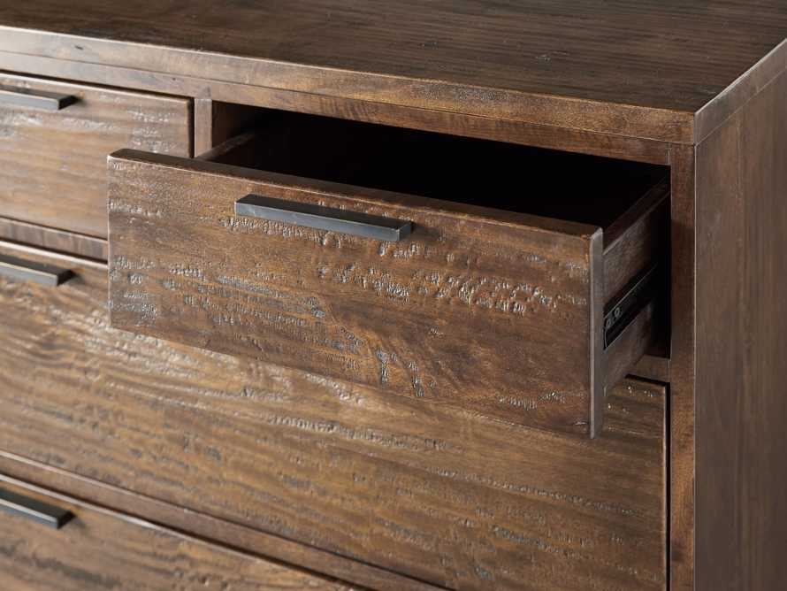 Palmer Two Over Four Dresser in Bali Brown, slide 5 of 7