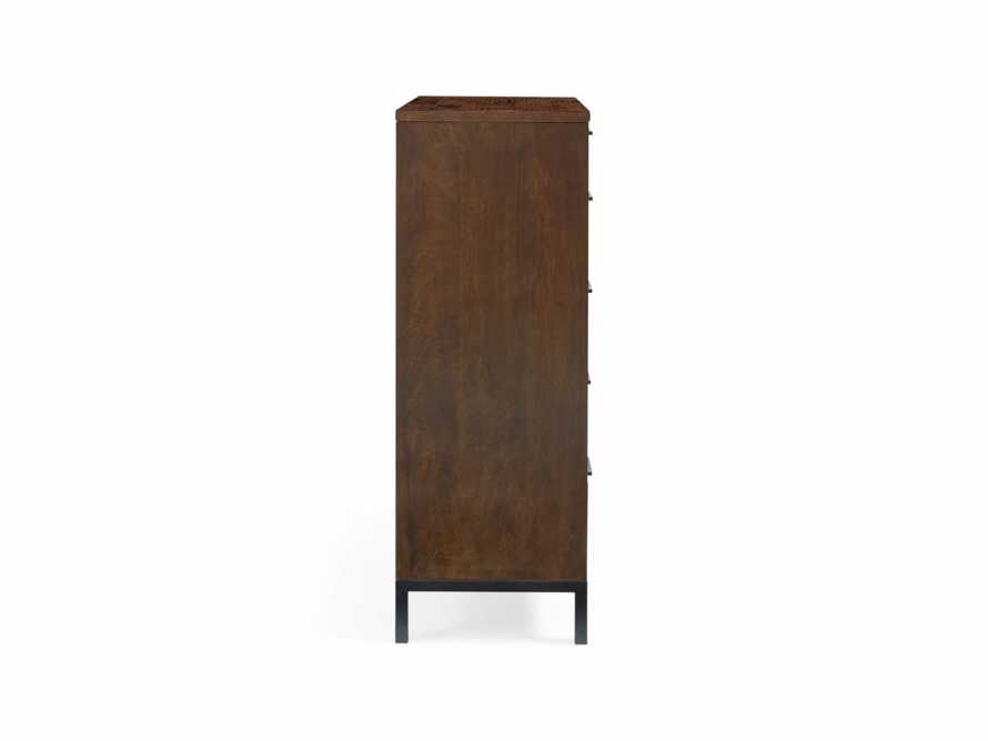 Palmer Two Over Four Dresser in Bali Brown, slide 7 of 7