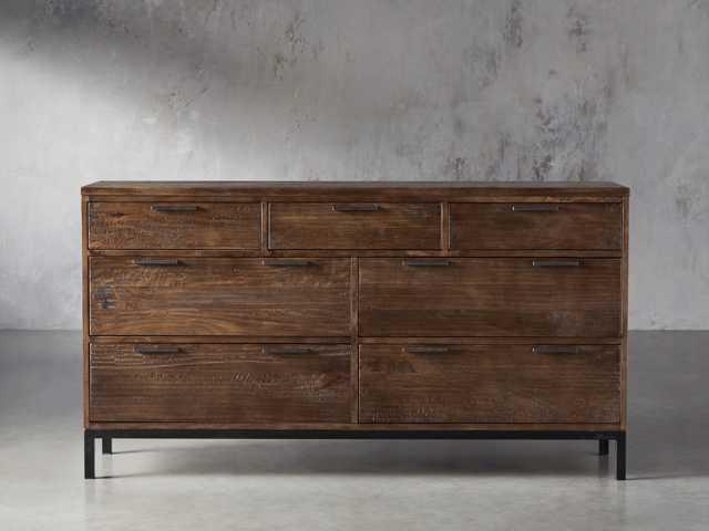 Palmer Seven Drawer Dresser Arhaus