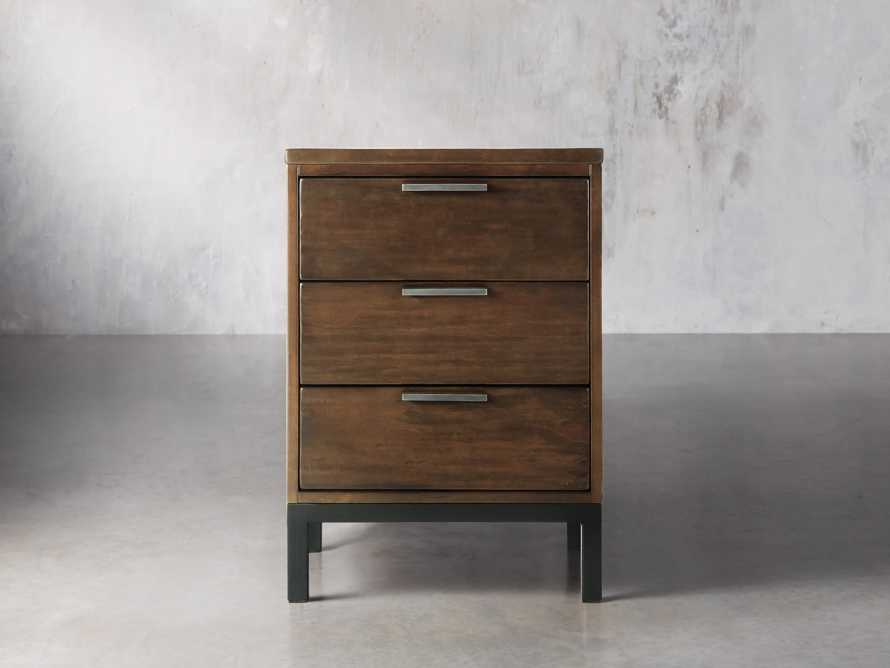 Palmer Nightstand in Bali Brown, slide 1 of 2