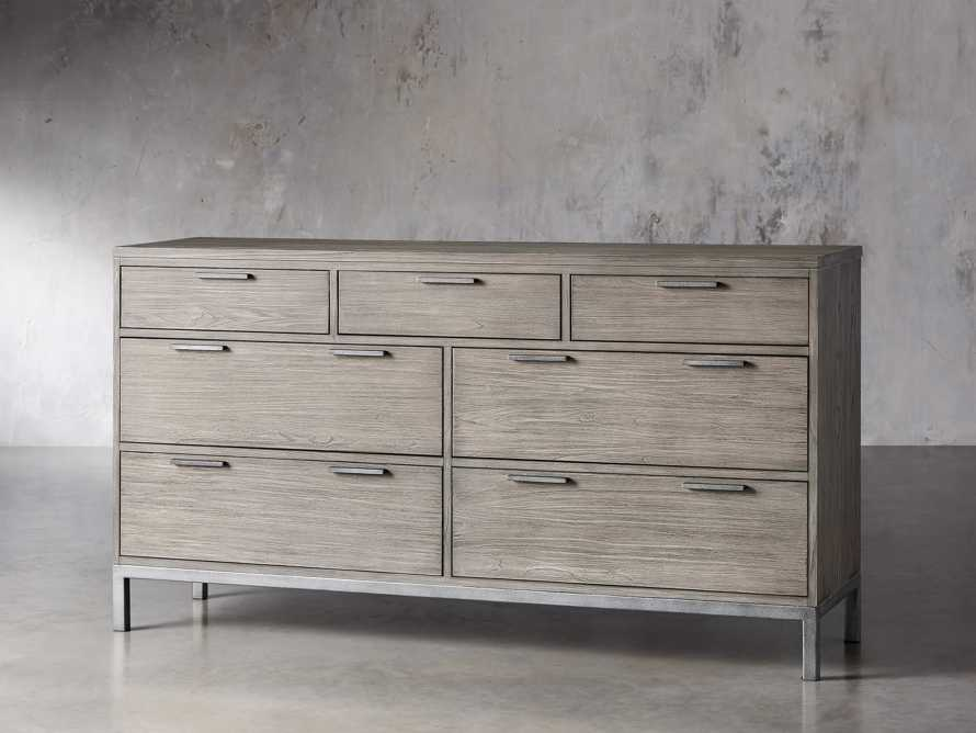 Palmer Seven Drawer Dresser