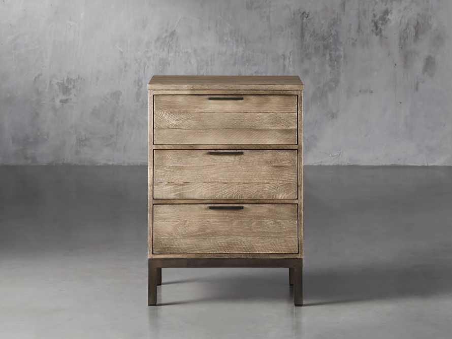 Palmer Nightstand In Natural Oak