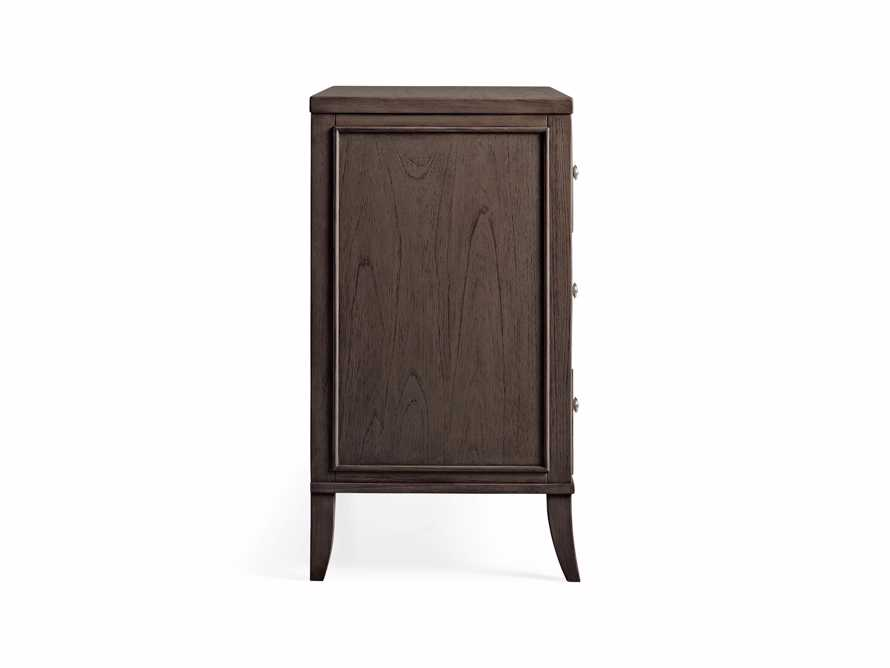 Pearson Three Drawer Chest in Bastian Brown