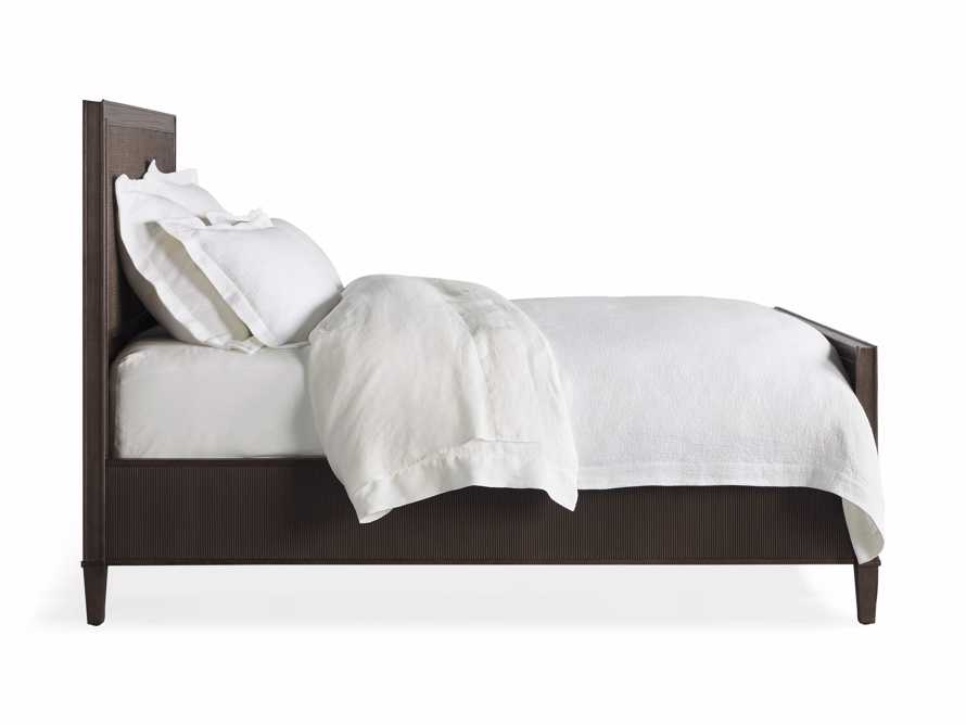 Pearson Queen Cane Bed in Bastian Brown, slide 6 of 6