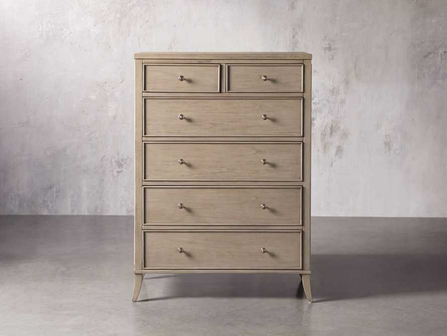 Pearson Two Over Four Dresser in Basa Natural, slide 1 of 10