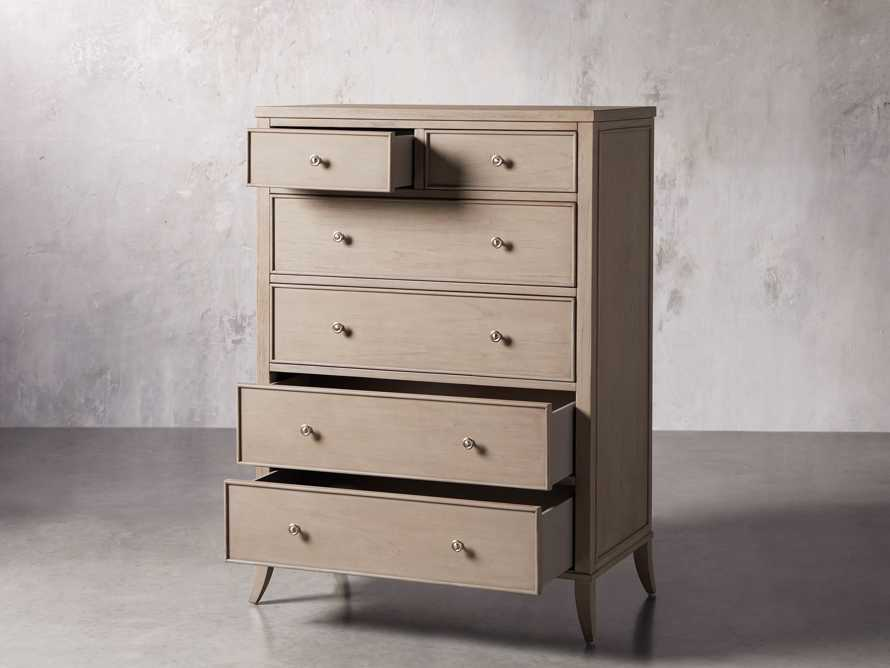 Pearson Two Over Four Dresser in Basa Natural