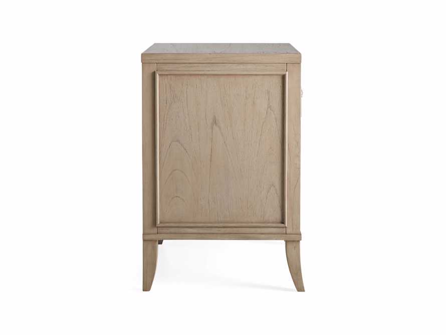 Pearson Nightstand in Basa Natural, slide 7 of 7