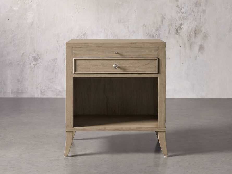 Pearson Nightstand in Basa Natural