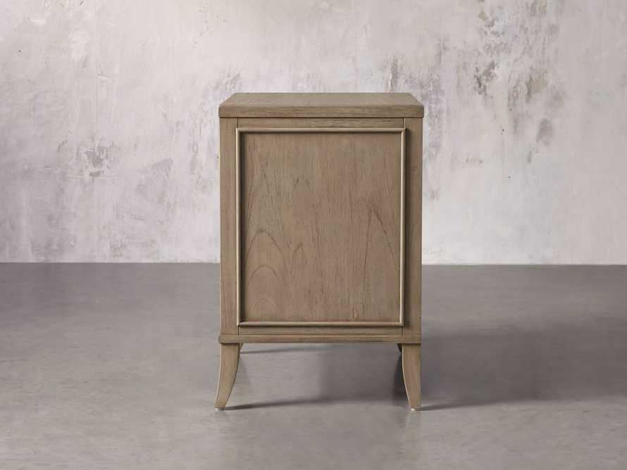 Pearson Nightstand in Basa Natural, slide 5 of 7