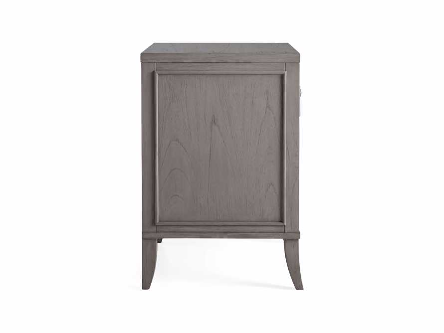 Pearson Nightstand in Stratus, slide 6 of 6