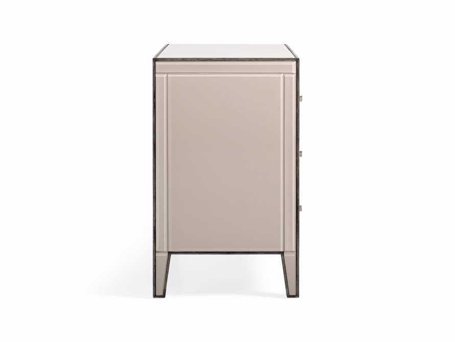"Reese 42"" Three Drawer Chest in Galleria Blush, slide 5 of 8"