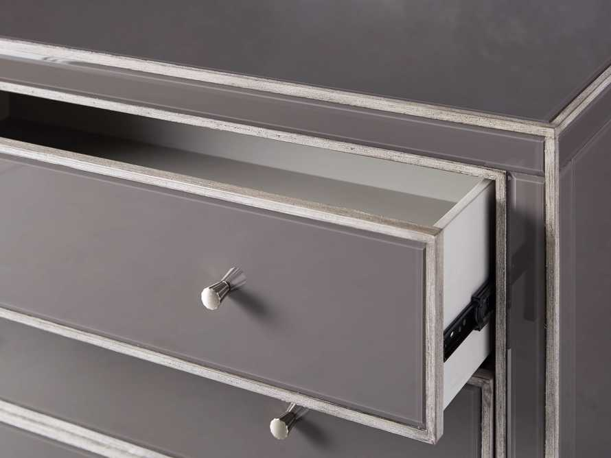 """Reese 42"""" 3 Drawer Chest in Galleria Grey, slide 5 of 7"""