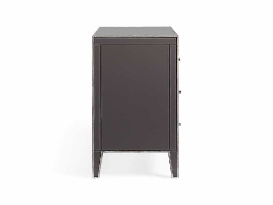 """Reese 42"""" 3 Drawer Chest in Galleria Grey, slide 7 of 7"""