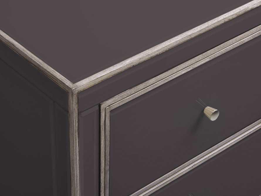 """Reese 24"""" 2 Drawer Nightstand in Galleria Grey, slide 6 of 8"""