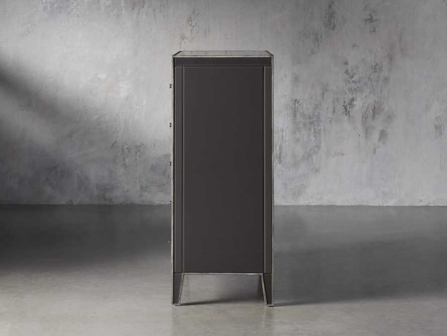 Reese Tall Dresser in Galleria Grey, slide 4 of 6
