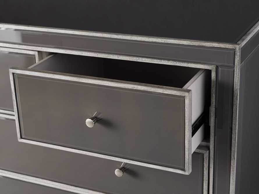 Reese Tall Dresser in Galleria Grey, slide 5 of 6