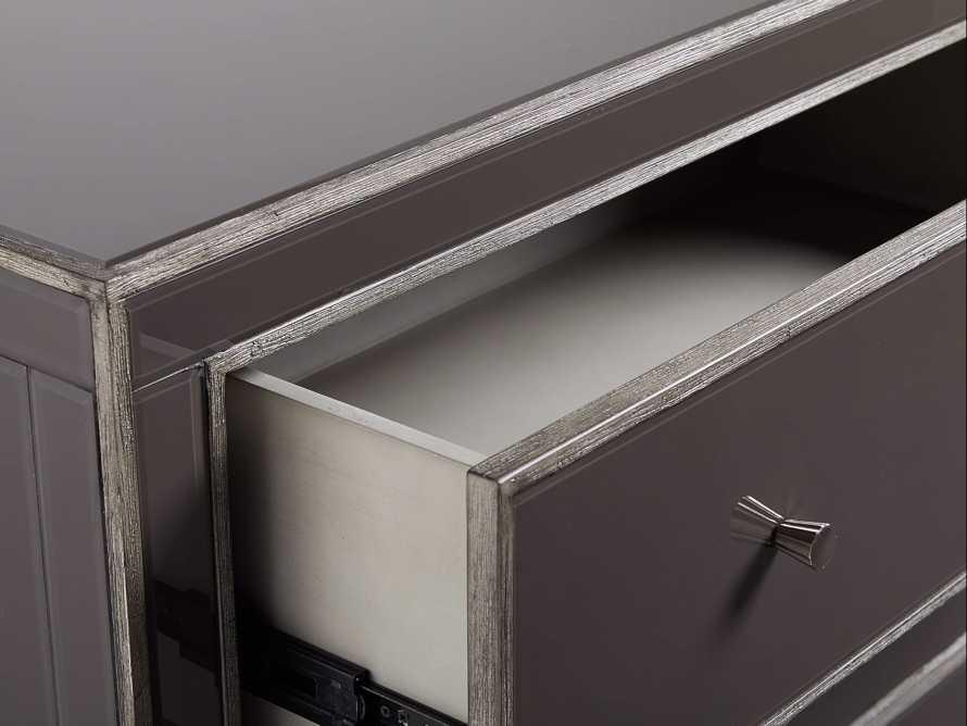 Reese Wide Dresser in Galleria Grey, slide 5 of 6