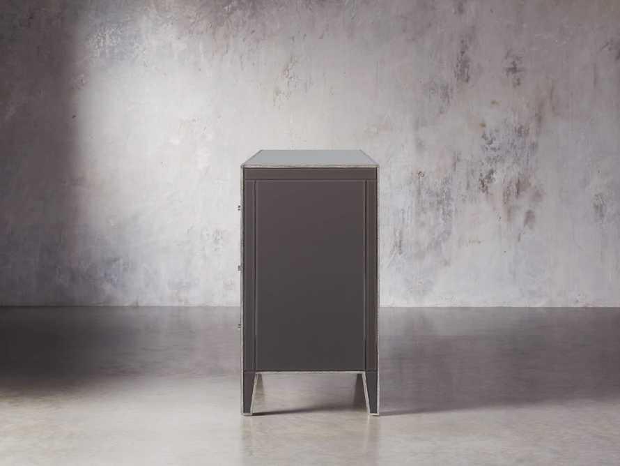 Reese Wide Dresser in Galleria Grey, slide 4 of 6