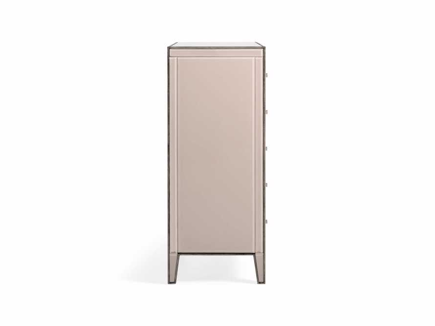 Reese Tall Dressers in Galleria Blush, slide 5 of 6