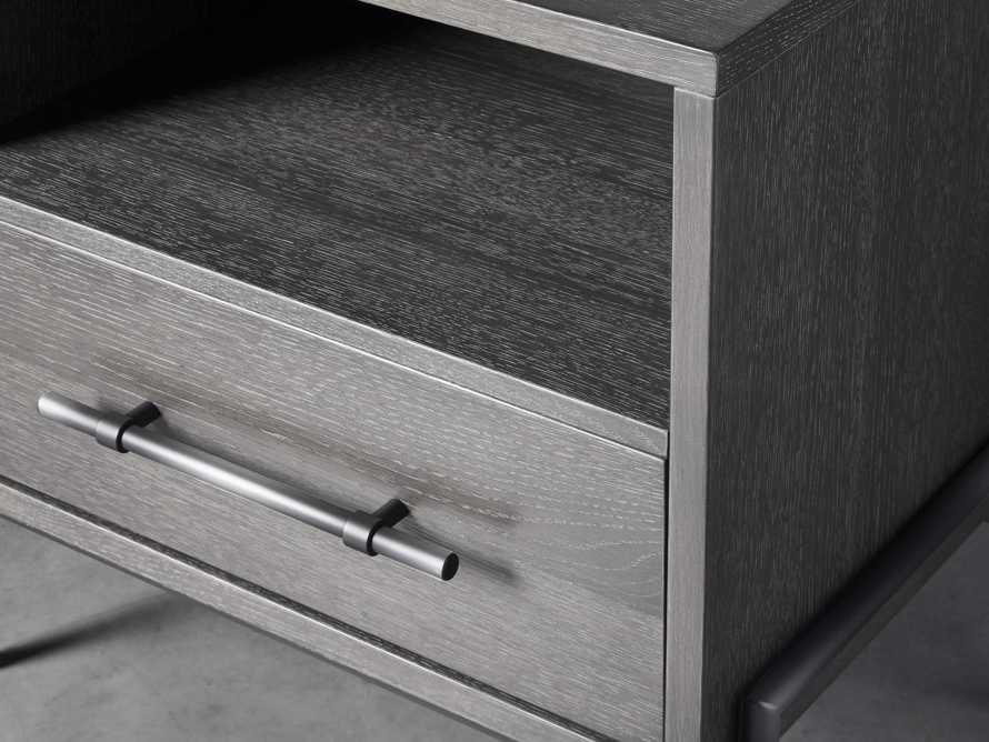 "Sullivan 28.75"" Nightstand in Northman Cinder, slide 3 of 4"