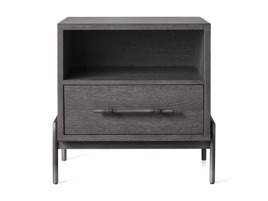 "Sullivan 28.75"" Nightstand in Northman Cinder, slide 4 of 4"