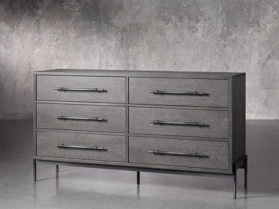 Sullivan Wide Dresser in Northman Cinder, slide 2 of 5