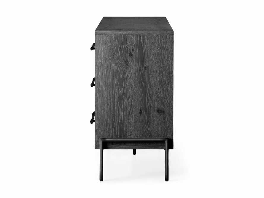 Sullivan Wide Dresser in Northman Cinder, slide 5 of 5