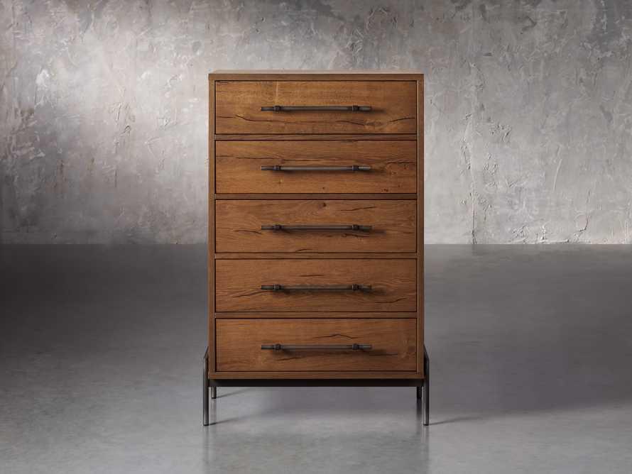"Sullivan 33.75"" Tall Dresser in Northman Oak, slide 1 of 4"