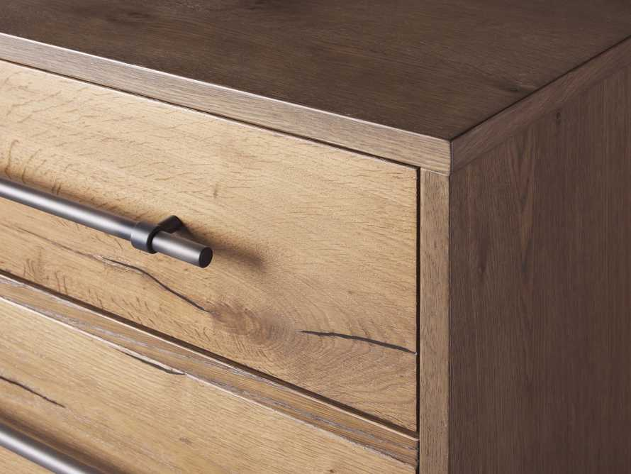 "Sullivan 33.75"" Tall Dresser in Northman Oak, slide 3 of 4"