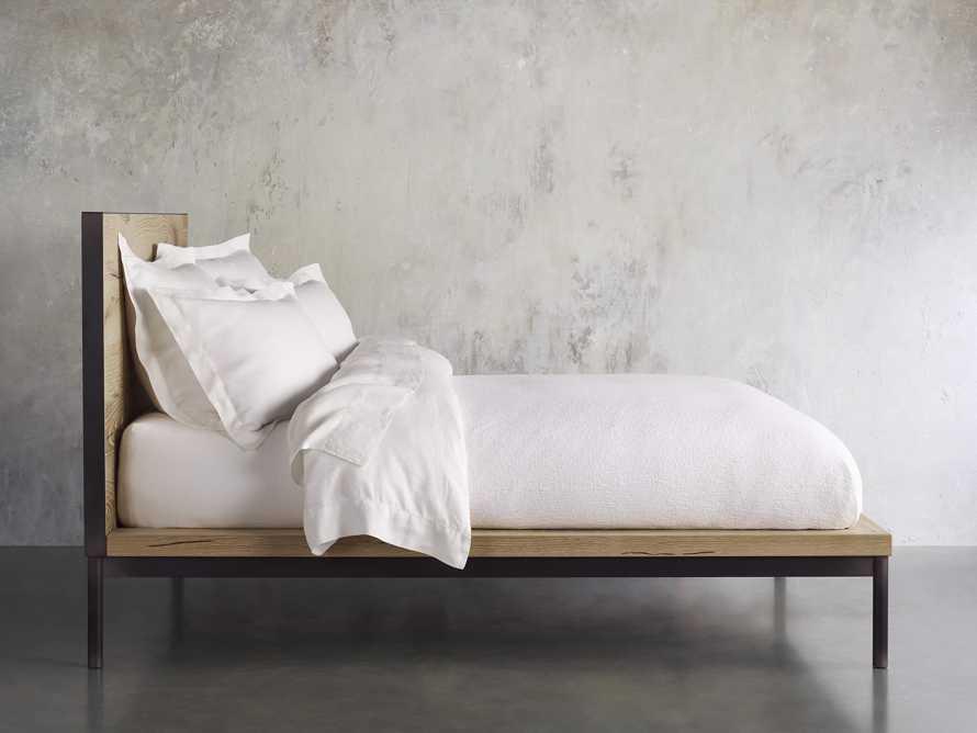 Sullivan Queen Bed in Northman Sable, slide 4 of 7
