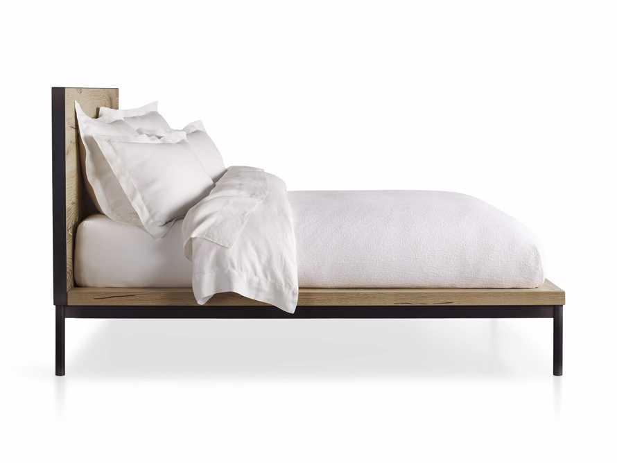 Sullivan Queen Bed in Northman Sable, slide 7 of 7