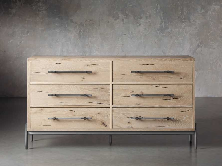 "Sullivan 65"" Wide Dresser in Northman Sable, slide 1 of 8"