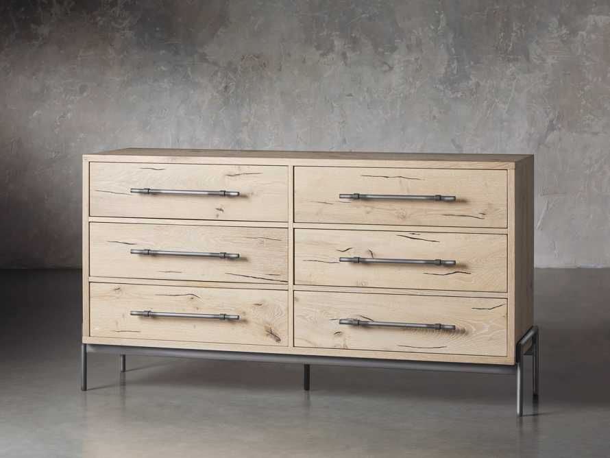 "Sullivan 65"" Wide Dresser in Northman Sable, slide 2 of 8"