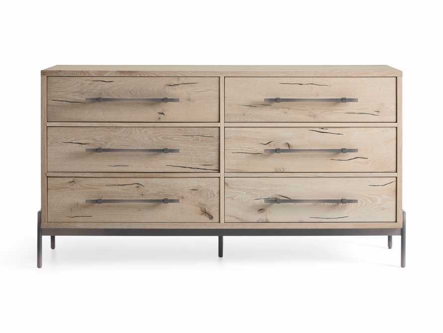 "Sullivan 65"" Wide Dresser in Northman Sable, slide 7 of 8"