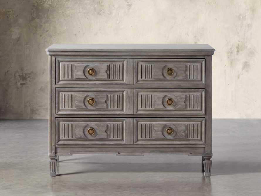 Tinsley 3 Drawer Dresser