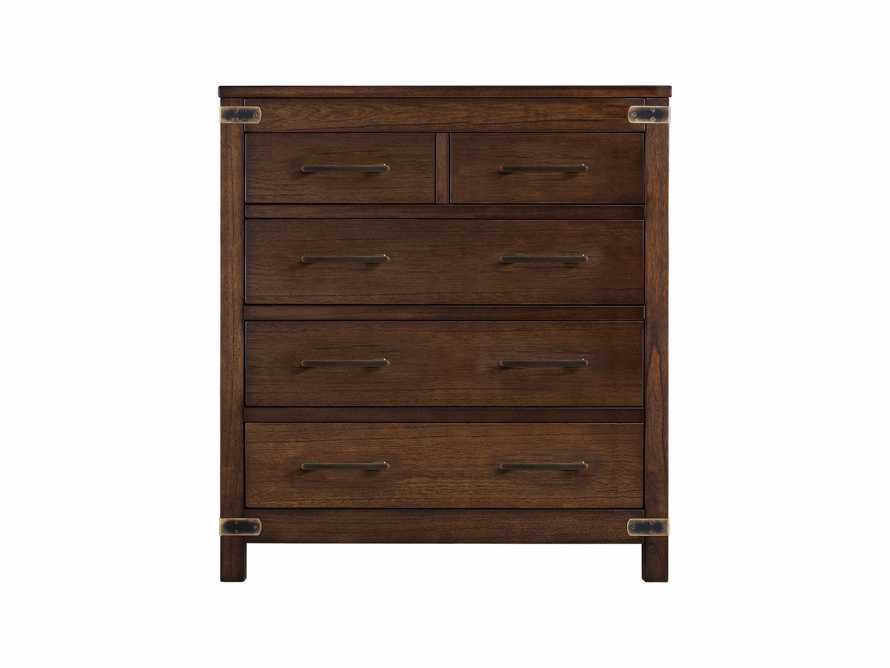 Tremont 2 Over 3 Drawer Dresser In Midnight Java, slide 2 of 2