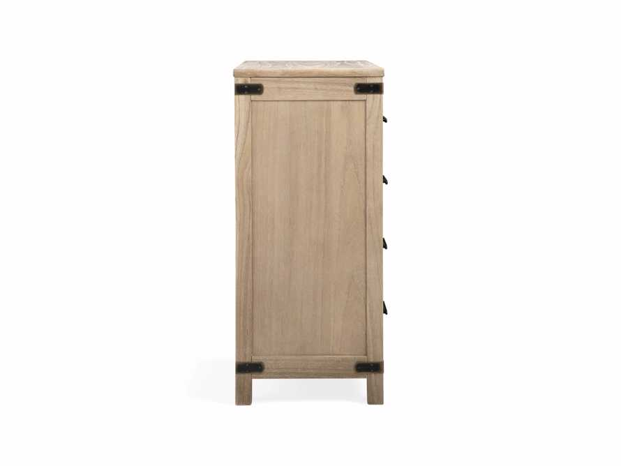 Tremont 2 Over 3 Drawer Dresser In Dry Branch Natural
