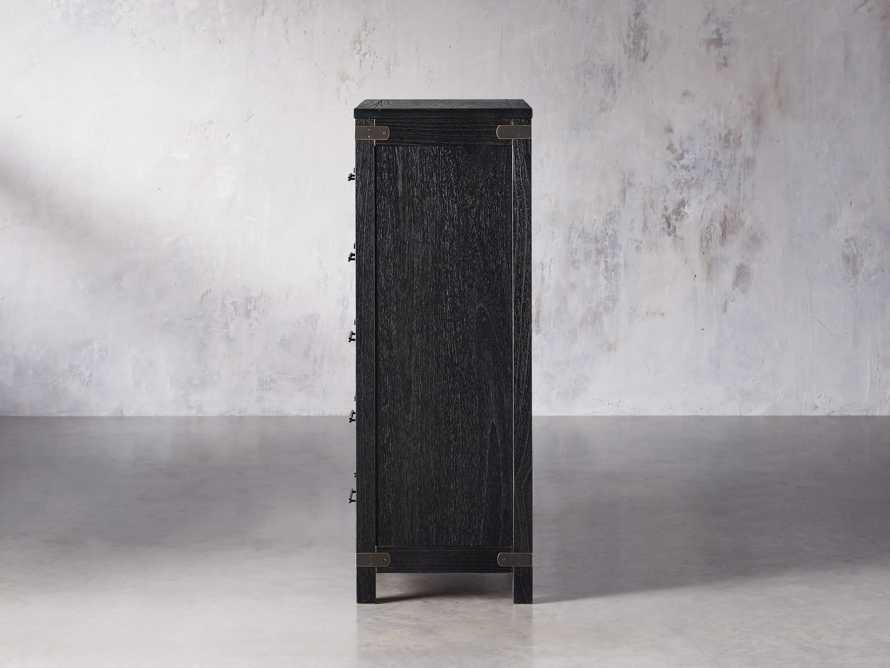 Tremont 5 Drawer Dresser In Dry Branch Black, slide 4 of 6