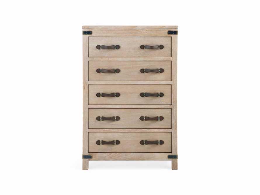 Tremont 5 Drawer Dresser In Dry Branch Natural, slide 1 of 5